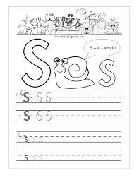 Printable Alphabet Writing Practice Sheets Free Printable Preschool Alphabet Handwriting Worksheets