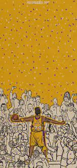 Kobe Tribute Wallpaper : lakers