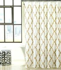 quatrefoil shower curtain smart shower curtains like this item enjoyable elegantgraywhitemoroccanpatternshowercurtain