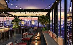 New York City's Largest Rooftop Bar Is About to Open