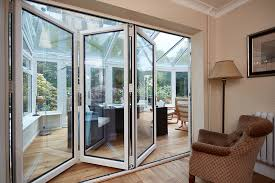 folding panoramic doors