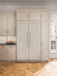 refrigerator and freezer. monogram column refrigerator and freezers freezer