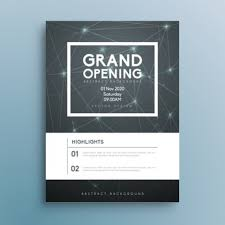 Corporate Invitation Template Invitation Vectors Photos and PSD files Free Download 15