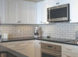 kitchen backsplash off white cabinets. Interesting Cabinets Kitchen White Brick Backsplash Cabinets With Faux Avaz  Antique  Throughout Kitchen Backsplash Off White Cabinets