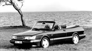 Saab 900 Turbo 16S Cabriolet 1987 93 - YouTube