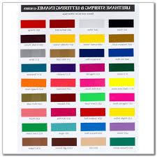 Candy Apple Red Paint Color Chart The Passion