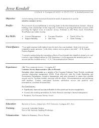 Objectives Sample For Resume Customer Service Resume Objectives