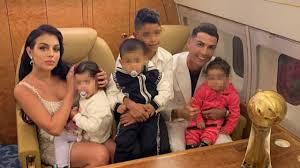 Cristiano Ronaldo famiglia: ecco tutti i figli - Bigodino