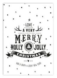 merry christmas card black and white. Interesting White Xmas Card Set  675 8 Cards  Envelops Christmas Settings To Merry Card Black And White I