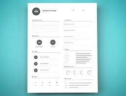 Creative Resume Templates – Tazy.info