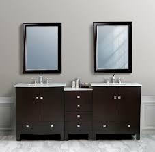 Modern Bathroom Furniture Cabinets Bathroom Modern Bathroom Furniture Design Of Dark Brown Bathroom