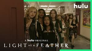 Watch Lights Out Hulu Light As A Feather Trailer Official A Hulu Original