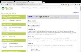 Medical Device Design Control Templates Medical Device Design And Documentation Product Matrix