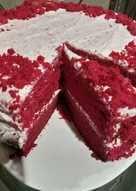 158 Resep Cake Red Velvet Kukus Enak Dan Sederhana Cookpad