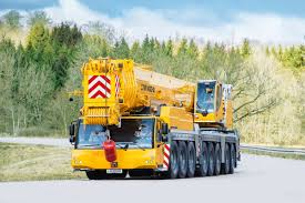 Ltm 1450 8 1 Mobile Crane Liebherr