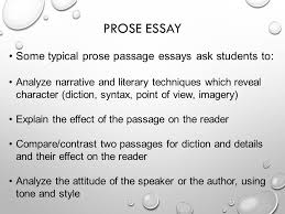 diction essay