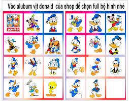 mịn,sịn,thơm) áo thun vit donald đẹp DL18,bao chất , bao đổi trả, dễ  thương, biểu cảm, icoi, donald duck,hoạt hình