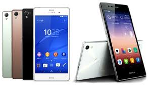 Sony Xperia Z3 vs Huawei Ascend P7: Full smartphone specs ...