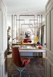 deco office. Modern Art Deco Home Office