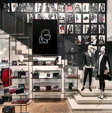 Retail Store Concept Design Karl Lagerfeld New Store Concept Plajer Franz Studio