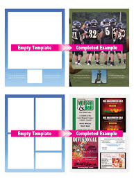 pageant ad page template year book template printingcenterusa com