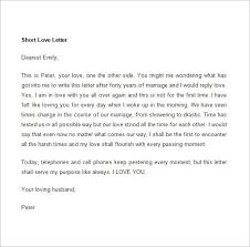 short love letter first love letter sample sample professional letter formats