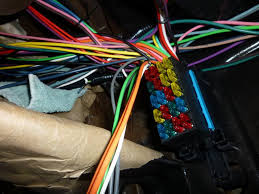 experience ez wiring harnesses vintage mustang forums report this image