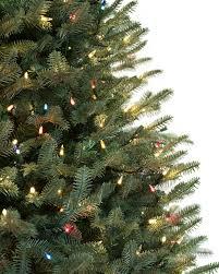 9ft PreLit Artificial Christmas Tree Slim Narrow Flocked Austin Artificial Christmas Tree 9ft