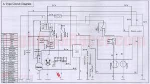 buyang atv 50 wiring diagram chinese atv electrical schematic at Loncin 110cc Atv Wiring Diagram