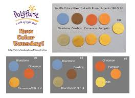 Premo Color Mixing Chart Color Mixing Archives Sculpeysculpey