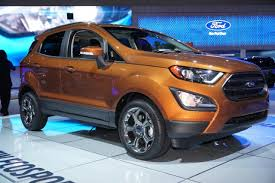 2018 ford ecosport. plain ford the ses model feature its own unique steering and suspension settings  it comes standard with both allwheel drive the 20liter engine intended 2018 ford ecosport d