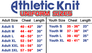 Hockey Jerseys By Athletic Knit Offers Blank Nhl Hockey