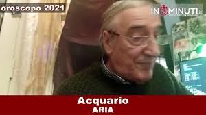 OROSCOPO 2021 ARIA, Gemelli, Bilancia, Acquario, di Alfonso Bellavia  📹VIDEO
