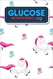 Glucose Monitoring Log Blood Glucose Tracking Chart