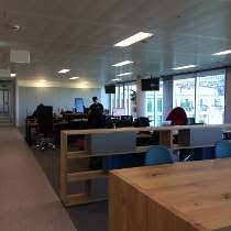 meraki photo of channel and recruitment area cisco meraki office