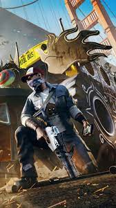 Game Watch Dogs 2 - 1440x2560 Wallpaper ...