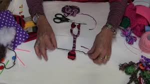 Textile Projects - Part 4 - Worry Dolls - YouTube