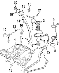 parts com® volvo screw partnumber 8649739 2005 volvo xc90 t6 l6 2 9 liter gas fuel system components