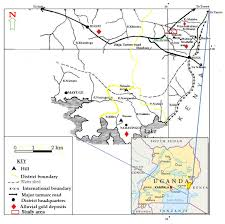 Kenya Road Design Manual Part Ii Mercuric Pollution Of Surface Water Superficial Sediments