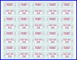 raffle tickets printing raffle ticket printing free worx resume
