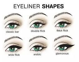 eyeliner makeup and eyes image