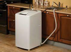 Unusual Washing Machine Drain Hose Hookup  Plumbing  DIY Home Connecting A Washing Machine To A Kitchen Sink