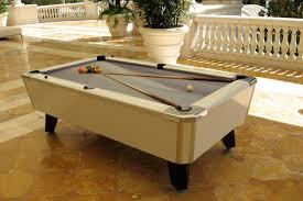 custom pool tables. Pool Tables - Custom Felts Classic White