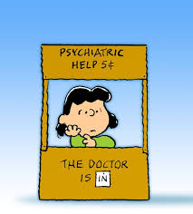 lucy peanuts psychiatric help 5 cents quotes