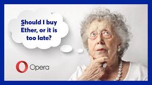 Opera - Startseite