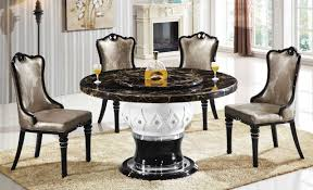 Marble Dining Table Round Isingteccom Kok Usa Marble Dining Table T 36