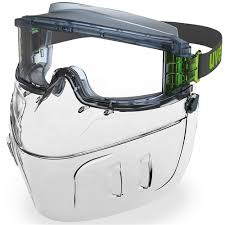 Uvex Ultravision Lower Face Shield 9301 393