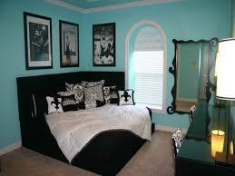 ... Corner Shapes Awesome Design Black And Blue Bedroom Decoration Framed  Photo Gallery Rectangle ...