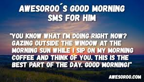 Good Morning Quotes To Your Man Best of TOP] 24 Cute Good Morning Text Messages For Him May 24