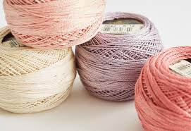 Dmc Pearl Cotton 8 Color Chart Pearl Cotton Balls Size 8